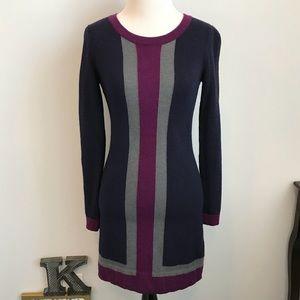 Cynthia Rowley 100% merino wool dress size XS
